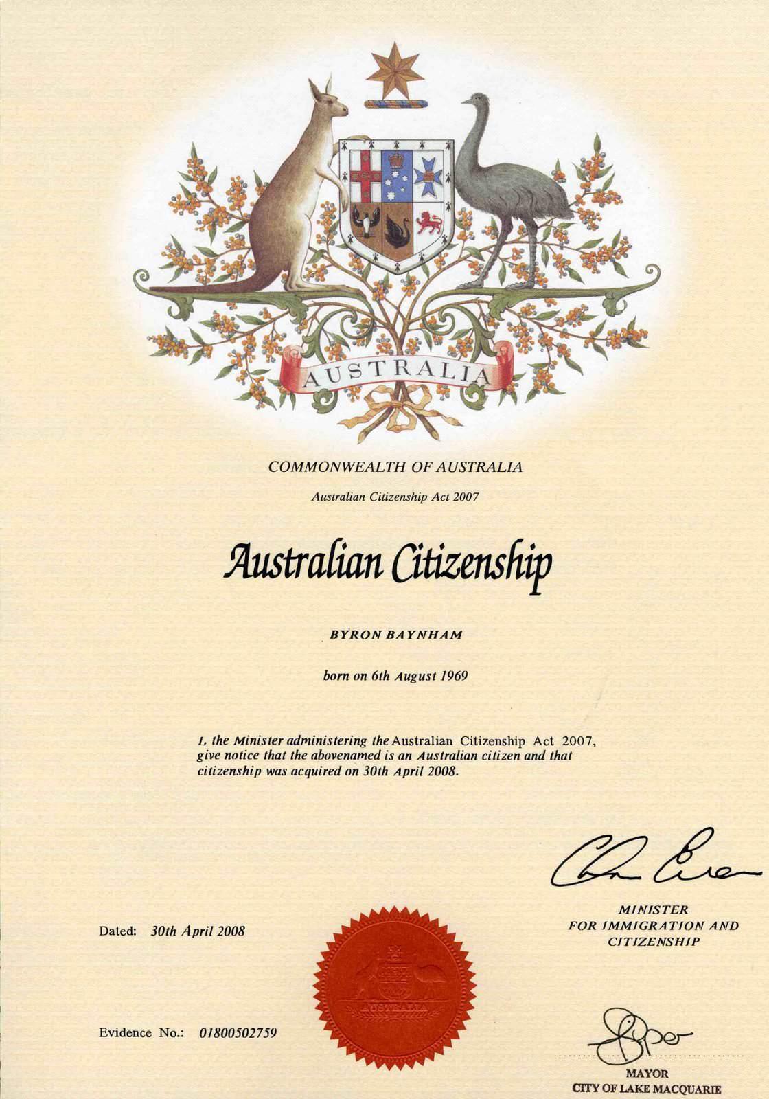 Where Can I Get My Naturalization Certificate